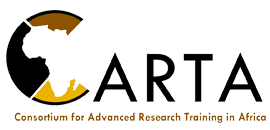 CARTA: Consortium for Advanced Research Training in Africa Logo