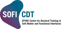 Centre for Doctoral Training in Soft Matter and Functional Interfaces (SOFI CDT) Logo