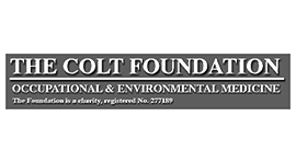 Colt Foundation Fellowships in Occupational/Environmental Health 2019 Logo