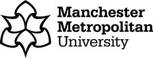 Manchester Metropolitan University – Postgraduate Open Day – 20th November 2019 Logo