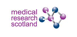 Medical Research Scotland PhD studentships Logo