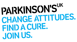 Parkinsons UK PhD studentships Logo