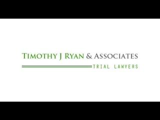 Timothy J. Ryan & Associates Law Scholarship Logo
