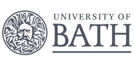 Bath international research funding schemes 2019/20 open Logo
