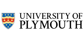 Study a Masters in Marketing at the University of Plymouth Logo
