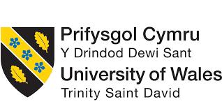 Wales, Trinity St David, University of Logo