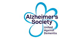 Alzheimer's Society PhD studentship grants Logo