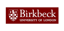 Study your English and Humanities degree at Birkbeck this September Logo