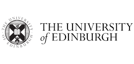 University of Edinburgh Postgraduate Open Day – Wednesday 13th November 2019 Logo