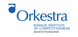 Orkestra-Basque Institute of Competitiveness, Spain Logo