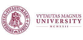 Vytautus Magnus University, Lithuania Logo