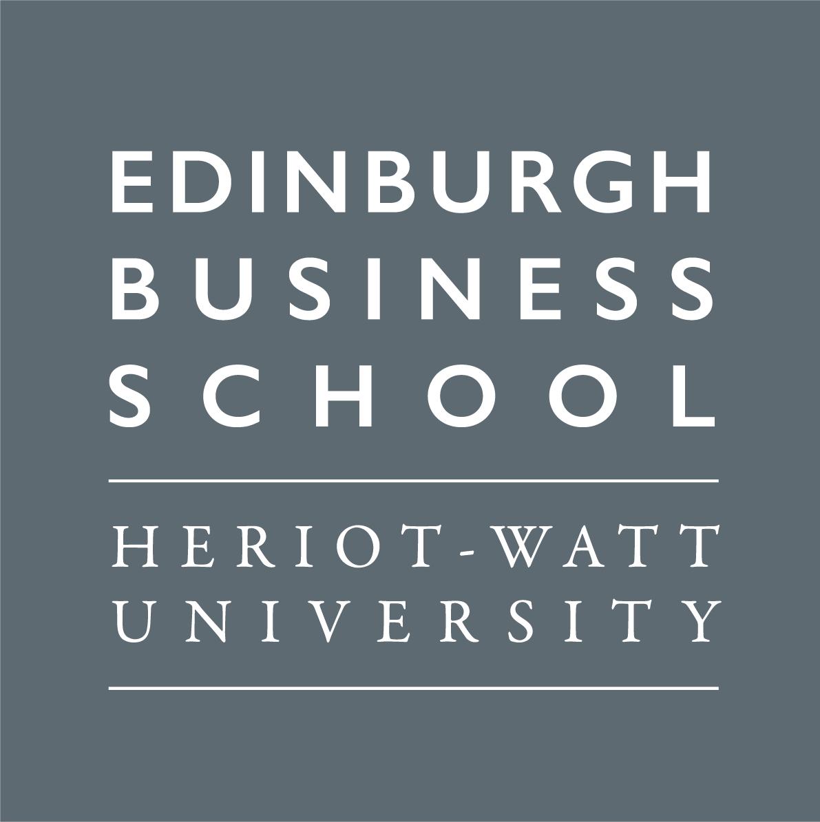 Edinburgh Business School, Heriot-Watt University