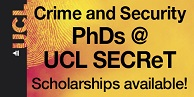 UCL Crime Subject Browse Button PGS – Live 8 Jan – 3 May 21